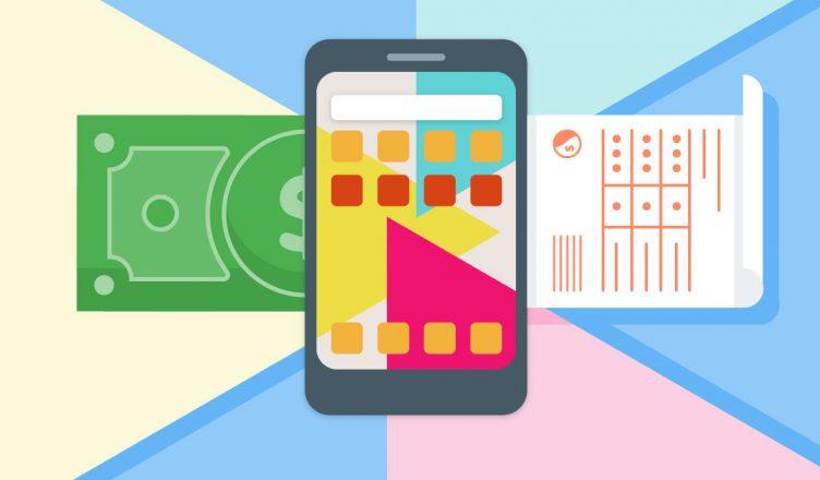 Mobile Billing Apps